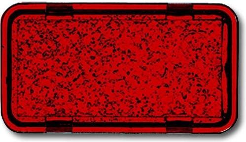 Busch-Jaeger Tastersymbol rot 2622-12-101