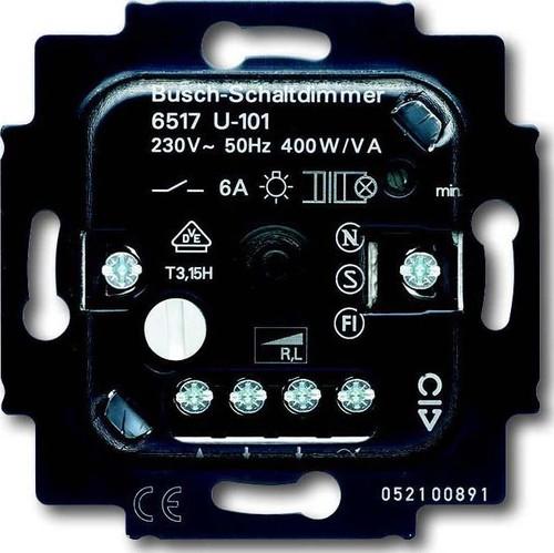 Busch-Jaeger Dimmer-Einsatz 6517 U-101