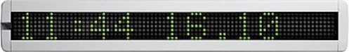 Gira Flur-Display Rufsystem 834 297600