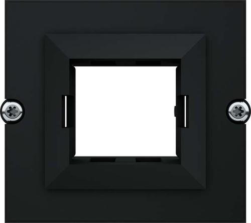Bachmann Rahmen 1xAvaya/Systimax CAT6 ungeschirmt 917.003