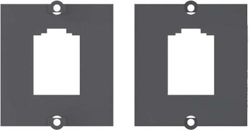 Bachmann Rahmen 1xBTR E-DAT Modul CAT6 917.006