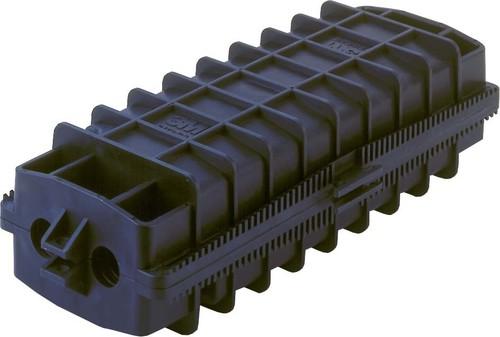 Corning Glasfasermuffe f.48 Fasern m.Halter XS003826905