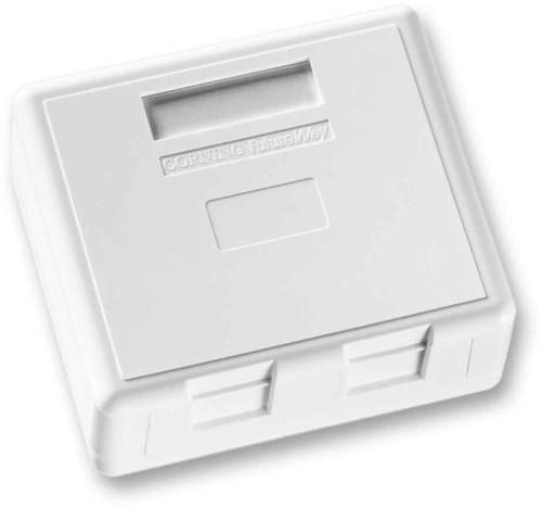 Corning AP-Kombirahmenset RAL 9010 CAXCSE-U0201-C001