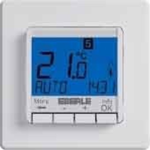 Eberle Controls UP-Uhrenthermostat FIT 3 R / blau