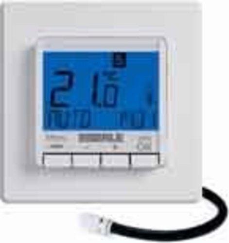 Eberle Controls UP-Uhrenthermostat FIT 3 F / weiß