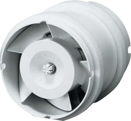 Maico Rohreinschubventilator 18W,170cbm/h,IP44 ECA 15/4 E