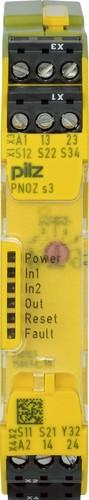 Pilz Not-Aus-Schaltgerät 24VDC 2 n/o PNOZ s3 #750103