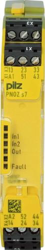 Pilz Kontaktblock 24VDC 4 n/o 1 n/c PNOZ s7 #750107