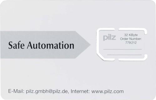 Pilz Chipkarten-Set 1Stk., 32KB 779211