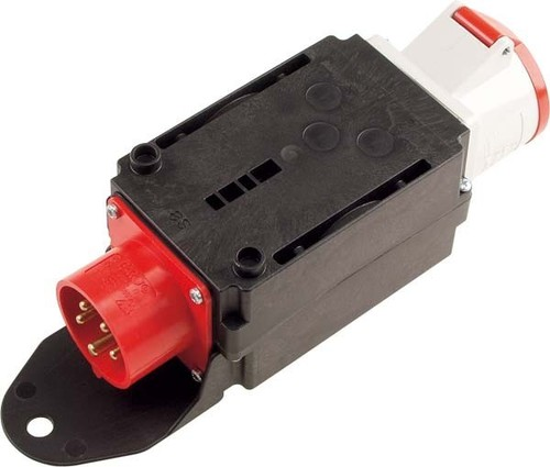 Bachmann CEE-Adapter 1xSt.16A 1xDose 32A 349.012
