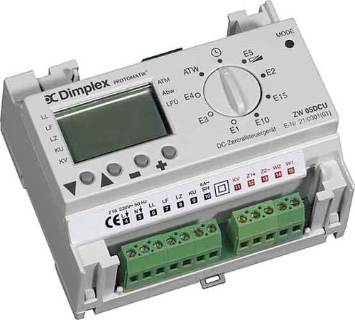 Glen Dimplex DC-Aufladesteuerung 0,91-1,43V ZW 05DCU