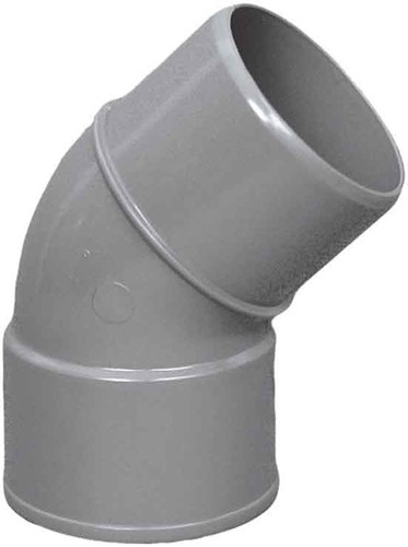 cleanpower Bogen 45Grad i-a PVC 50mm CP-051