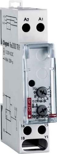 Legrand (BT) Zeitrelais analog Rückfallverzögert 04741
