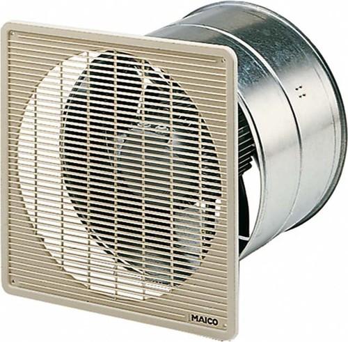 Maico Wandeinbau-Ventilator 40W,800cbm/h,IP54 EZF 25/4 E
