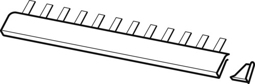 ABB Stotz S&J Endkappe END1.1