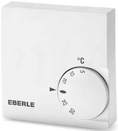 Eberle Controls Temperaturregler RTR-E 6124