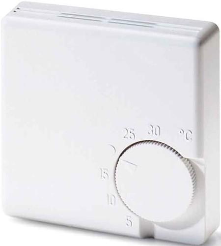 Eberle Controls Temperaturregler AP/UP weiß RTR-E 3521