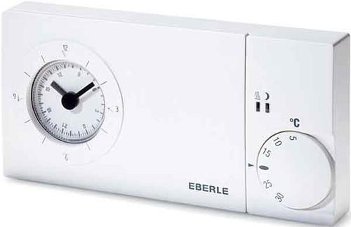 Eberle Controls Uhrenthermostat mit Wochenprogramm easy 3 pw
