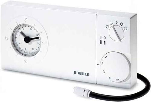 Eberle Controls Uhrenthermostat mit Tagesprogramm easy 3 ft