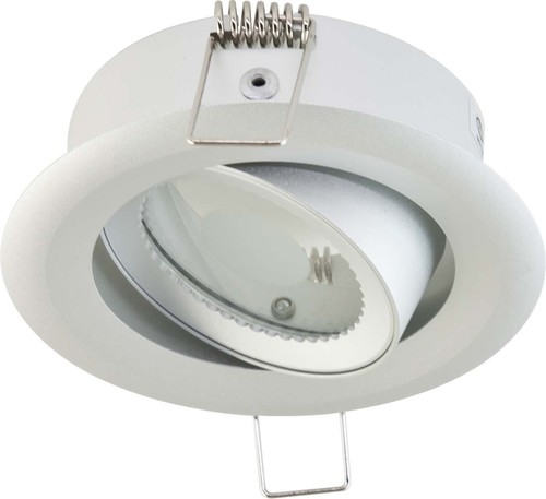 EVN Lichttechnik Einbauleuchte aluminium 12V GX5,3 50W 447 128