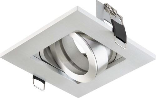 EVN Lichttechnik Einbauleuchte quadratisch 12V GX5,3 50W 620 414