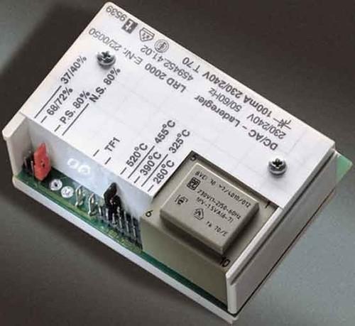 Glen Dimplex DC-/AC-Aufladeregler m.2 Steuereingängen LRD 2000 plus