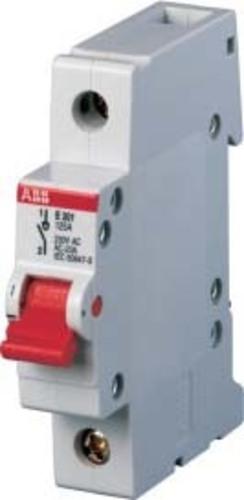 ABB Stotz S&J Trennschalter 1-polig, 16A E201/16R