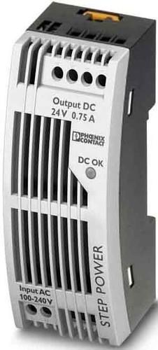 Phoenix Contact Stromversorgung 24 V DC/0,75 A STEPPS1AC24 #2868622