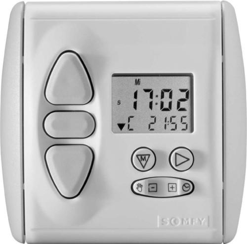 Somfy Programmschaltuhr Chronis RTS smart 1805107