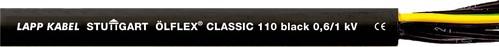 Lapp Kabel&Leitung ÖLFLEX CLASSIC 110 Black 0,6/1kV 3G0,75 1120233 T500