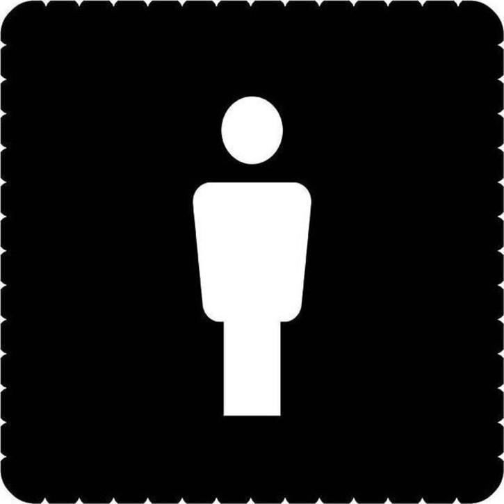 Busch-Jaeger Piktogramm WC Herren für 2068/14-xxx 2144/43-19