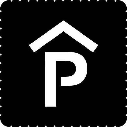 Busch-Jaeger Piktogramm Parkhaus/-platz für 2068/14-xxx 2144/57-19
