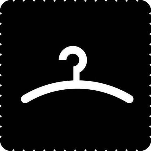 Busch-Jaeger Piktogramm Garderobe für 2068/14-xxx 2144/60-19