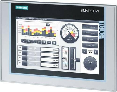 Siemens Indus.Sector TFT-Panel TP900 9 Zoll 6AV2124-0JC01-0AX0