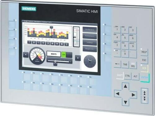 Siemens Indus.Sector TFT-Panel KP700 7 Zoll 6AV2124-1GC01-0AX0