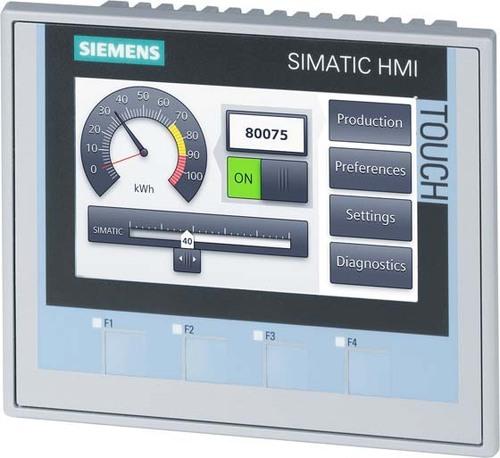 Siemens Indus.Sector TFT-Panel KTP400 4 Zoll 6AV2124-2DC01-0AX0