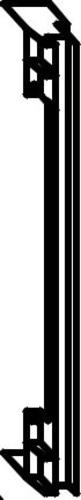 Hager Abdeckung f.S-Schiene S942H