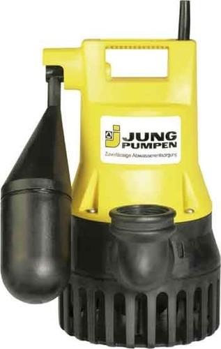 Jung Pumpen Tauchpumpe m.Schaltung 10m Ltg. U 5 KS Niro #JP09417