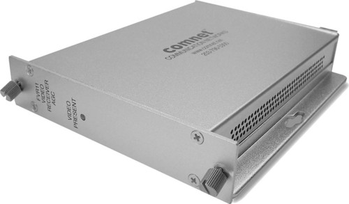 Comnet Glasfaserempfänger Video 1K 850nm Multimode FVR11