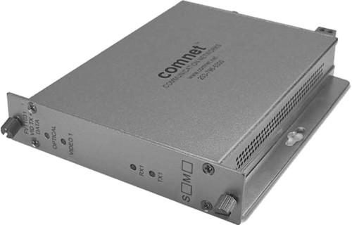 Comnet Glasfasersend. Transceiver 1310/1550nm, MM, 1K FVT1031M1