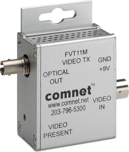 Comnet Glasfasersender Video 1K 850nm Multimode FVT11M