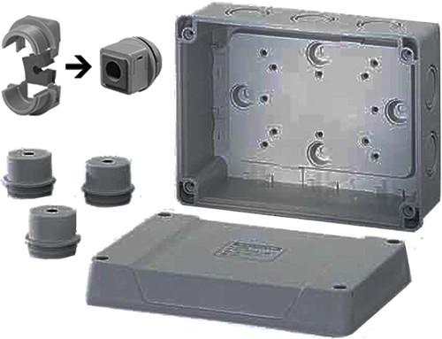 Videosystems Kamera-Anschlusskasten f. IP-Kameras KA-IPC
