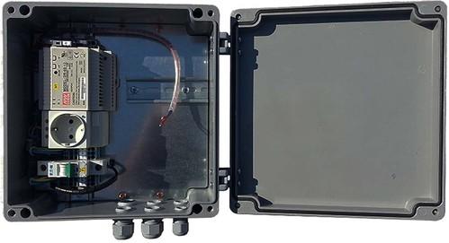 Videosystems Kamera-Anschlusskasten 230VAC/24VAC/2,6A KA-PL24/G