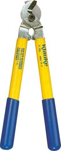 Klauke Kabelschere f.max D=14mm AL+CU K 100