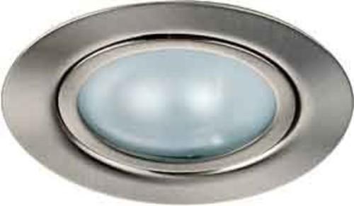 Brumberg Leuchten Möbeleinbauleuchte mattnickel 00235815