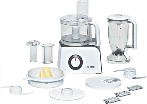 Bosch SDA Küchenmaschine Styline MCM4100 weiß/anth