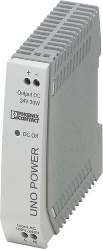 Phoenix Contact Stromversorgung BxHxT 22,5x90x84mm UNO-PS/1AC/24DC/ 30W