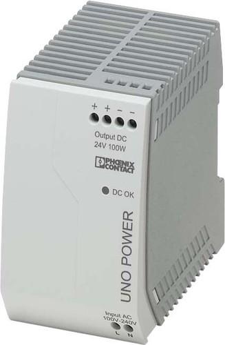 Phoenix Contact Stromversorgung BxHxT 55x90x84mm UNO-PS/1AC/24DC/100W