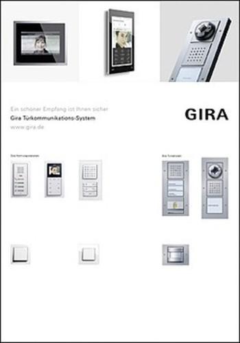 Gira Funktionstafel 1 2008 Präsentation 156610