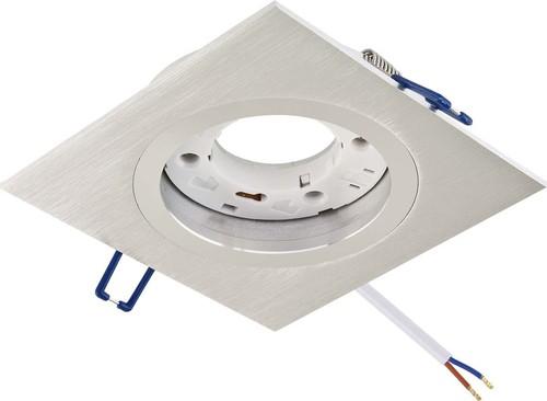 EVN Lichttechnik Einbauleuchte 1-flammig, starr 539 414 alu